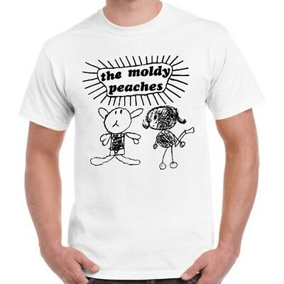 The Moldy Indie Rock Peaches Cool Ideal Gift Unisex T Shirt 624 • 7.95£