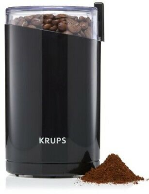 £18.99 • Buy Krups Coffee & Spice Mill Grinder With Twin S/Steel Blades - Twin Function Mill
