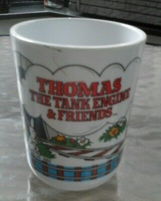 £7.24 • Buy Collectible Thomas The Tank Engine And Friends Hard Plastic Cup/mug