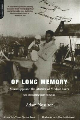 £11.92 • Buy Of Long Memory: Mississippi And The Murder Of Medgar Evers (Paperback Or Softbac