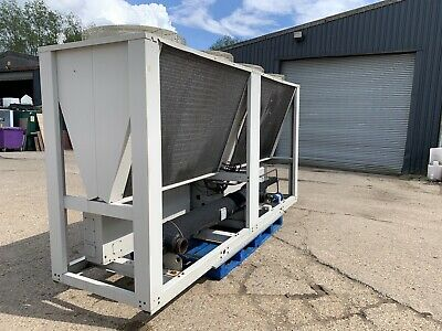 Trane 136 Kw Industrial Water Chiller, Plastic Moulding,  Food Processing • 12,500£
