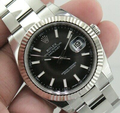 $ CDN12355.57 • Buy Rolex Datejust 41 Reference 126334