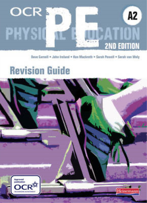 £3.27 • Buy OCR A2 PE Revision Guide (OCR A Level PE), Powell, Sarah, Carnell, Mr Dave, Irel
