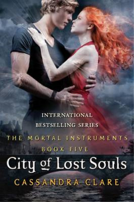 Mortal Instruments 5: City Of Lost Souls, Clare, Cassandra, Used; Good Book • 3.28£