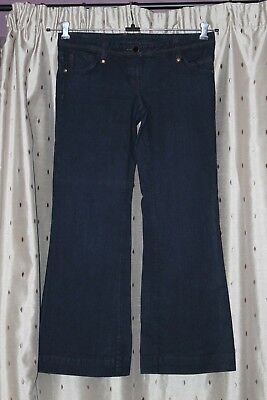 £7.99 • Buy Dorothy Perkins Ladies Stretch Flared Jeans ~ 35  Waist ~ Low Rise