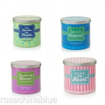 Yankee Scented Candle Sentiments • 9.95£