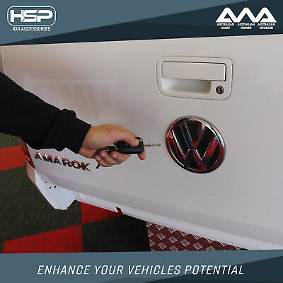 AU249 • Buy Genuine HSP Plug & Play Tailgate Central Locking Unit Suits Volkswagen VW Amarok