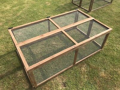 £79 • Buy Pet Run *NEW* All Weather Pressure Treated, Folding 150cm X 90cm(Apx 5ft X 3ft)