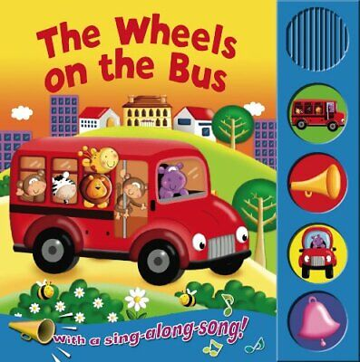 £2.92 • Buy Wheels On The Bus - 4 Great Sounds - Sing Along (Sound Boards - Igloo Books L.