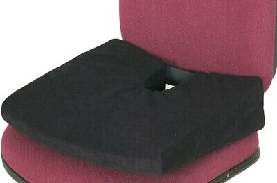 £12.99 • Buy NEW Chiro Lumbar Support Seat Wedge Cushion COCCYX  Back Ache Pain Relief Office