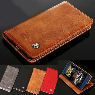 Genuine Leather Case&Cover For Huawei P20 P30 P40 Pro Lite Mate 40 30 Smart 2020 • 8.73£