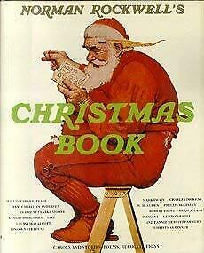 $ CDN18.15 • Buy Norman Rockwell's Christmas Book Hardcover Norman Rockwell