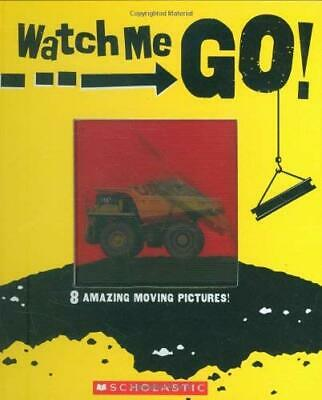 £3.83 • Buy Watch Me Go! : 8 Amazing Moving Pictures! Novelty Rebecca Young