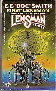 $7.98 • Buy First Lensman By Smith, E. E.