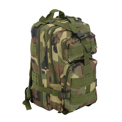 AU30 • Buy Outdoor 28L Hiking Camping Bag Army Military Tactical Trekking Rucksack Backpack