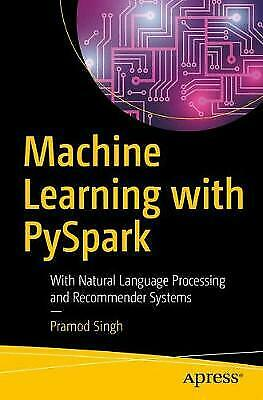 Machine Learning With PySpark - 9781484241301 • 21.04£