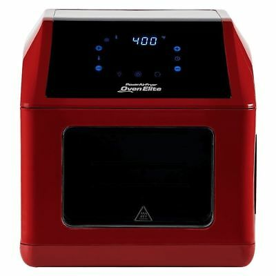 $ CDN215.67 • Buy 6 Qt Power Air Fryer Oven Elite - 10 In 1 Cooking Features With Professional