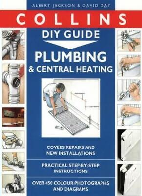 £3.44 • Buy Collins DIY Guide - Plumbing And Central Heating (Collins DIY Guides)-Albert Ja