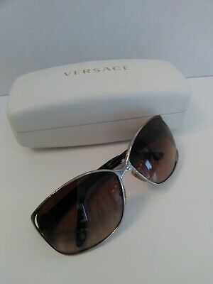 7a4d85aaca5 Authentic VERSACE MOD 2125B SUNGLASSES With Case UNISEX MEDUSA CHARM AT  TEMPLE • 68.00