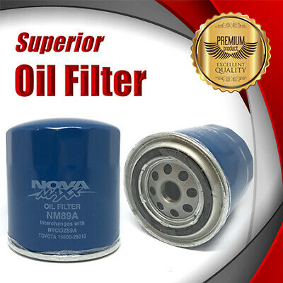 AU14.99 • Buy Oil Filter Z89A/WZ89A Fits NISSAN Navara Pathfinder Cabstar FORD JEEP LAND ROVER