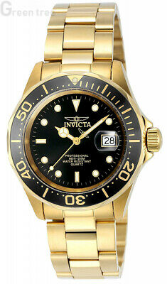 View Details Invicta 9311 Pro Diver Unisex Wrist Watch Stainless Steel Quartz Black Dial • 130.20£
