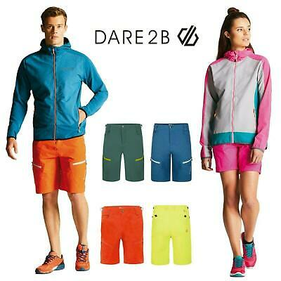 View Details Dare2b Mens Tuned In Shorts Showerproof Cycling Walking  • 9.99£