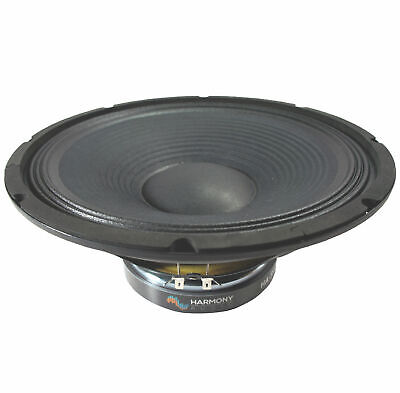 $59.95 • Buy Harmony HA-P12WS8 Replacement 12  PA Speaker Woofer For Mackie Thump12A TH-12A