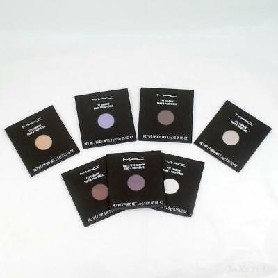 MAC Eye Shadow PAN Refill NIP Opt Beautiful Iris Forgery Soft Brown Tempting + • 12.73£