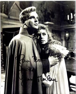 AU63.79 • Buy YVONNE MONLAUR In-person Signed PHoto - The Brides Of Dracula