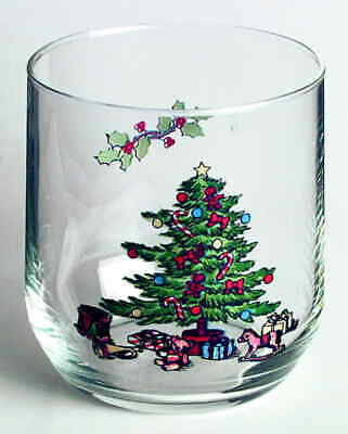 $5.99 • Buy Tienshan HOLIDAY HOSTESS 8 Oz Old Fashioned Glass 4231050