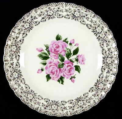 $15.99 • Buy Sebring Pottery CHINA BOUQUET Dinner Plate 660733