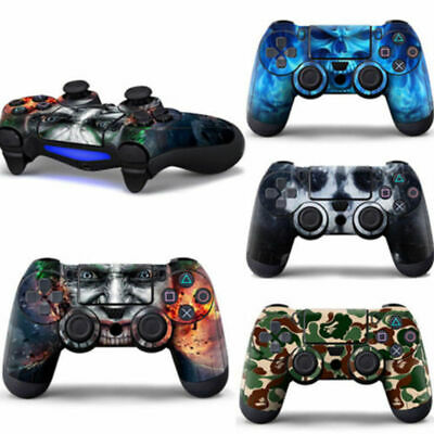 AU6.78 • Buy For PS4 Controller Decal Skin Game Accessories Stickers Cover New