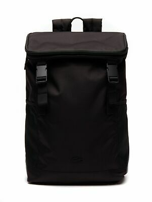 LACOSTE Lacoste Infini-T Backpack With Flap Black • 162.67£