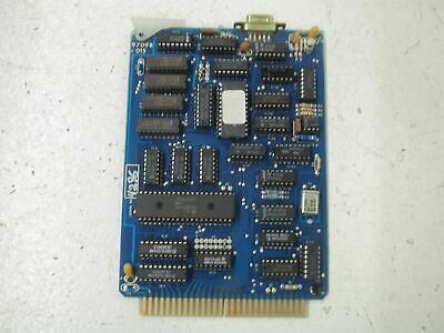 $95 • Buy Gd California Inc Prolog 97098-015 Cpu Card *used*
