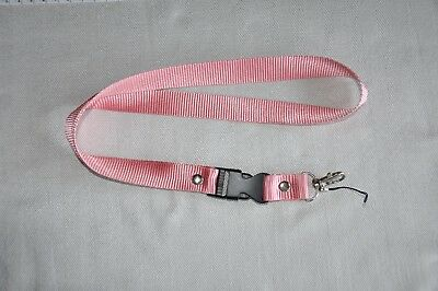 £2.39 • Buy  Pink Lanyard Neck Straps For Camera,mobile Phones,mp4,id Card*v130**