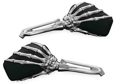 $103.49 • Buy Kuryakyn Skeleton Hand Mirrors 1759