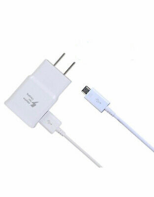 $ CDN7.56 • Buy Adaptive Fast Rapid Wall Charger+Cable For Samsung Galaxy S6 S7 Edge Note 4/5