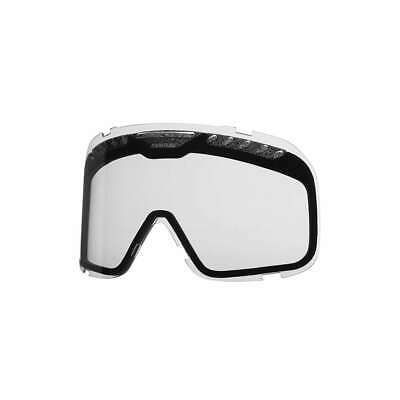 8be7f8a5f2 Smith Optics Project Ski Goggle - Replacement Lens - Clear Anti-Fog - PRJ3C  •