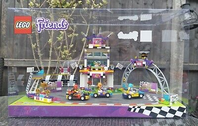Lego Friends Store Display Advertising Set 41352 'the Big Race Day' • 79.95£