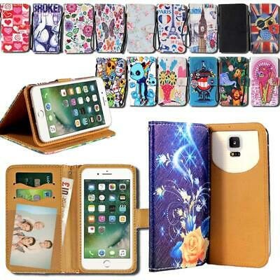 £1.49 • Buy For Apple IPhone 345678/Itouch 3456 - Leather Wallet Stand Cover Case