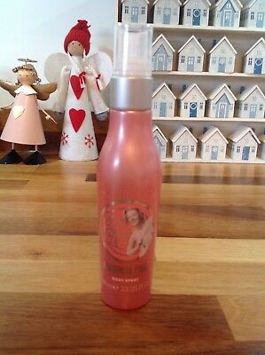 NEW ●✿ SOAP AND & GLORY ●✿ ORIGINAL PINK BODY SPRAY MIST ●✿ Perfume ~ 100ml • 7.95£