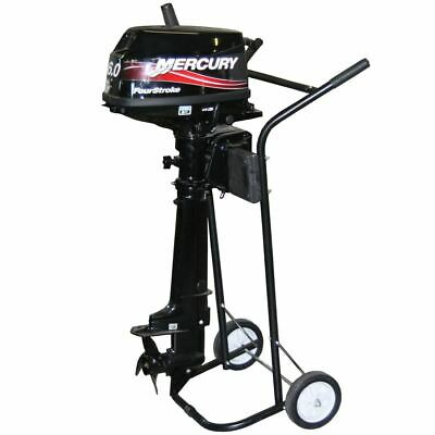 AU116.19 • Buy 15hp Engine Outboard Motor Dock Cart & Stand Carrier 85 Lb Capacity