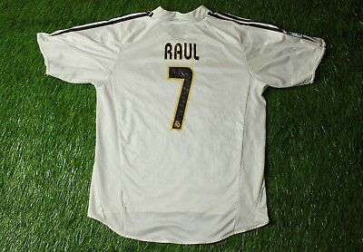 designer fashion bec1b b8930 raul real madrid