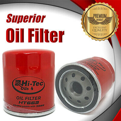 AU18.99 • Buy Oil Filter Z663/WCO68 Fits HOLDEN Commodore Calais Caprice Captiva Crewman..