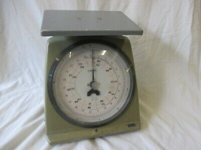 Vintage Salter Thermoscale Post Office Scales Made In England • 65£