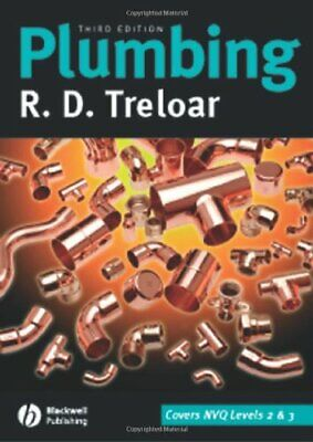 £4.27 • Buy Plumbing    R.D. Treloar   3rd Edition: Heating And Gas Installations-R. D. Tre
