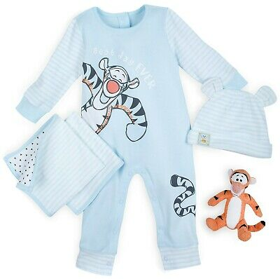 £45.09 • Buy Winnie The Pooh Disney Baby Tigger Baby Gift Exclusive Set [0 - 3 Months]