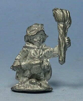 £4 • Buy GRENADIER - TSR - AD&D - 2004 Hirling With Torch - Pre Slotta