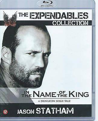 Blue Ray - In The Name Of The King  - Jason Statham (expendables) English / Nl  • 7.77£