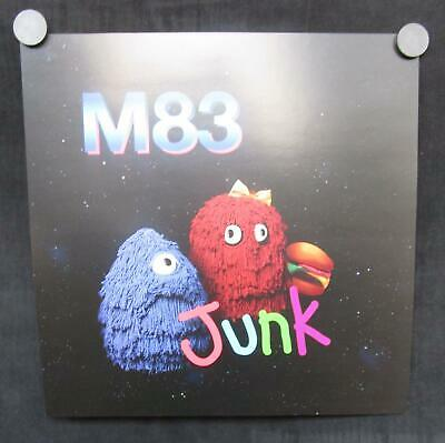 $10 • Buy M83 - Junk Mint- Poster 12 X12  Double-sided